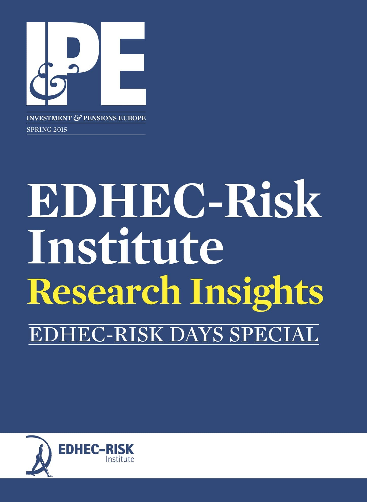 2015 EDHEC-Risk Research Insights