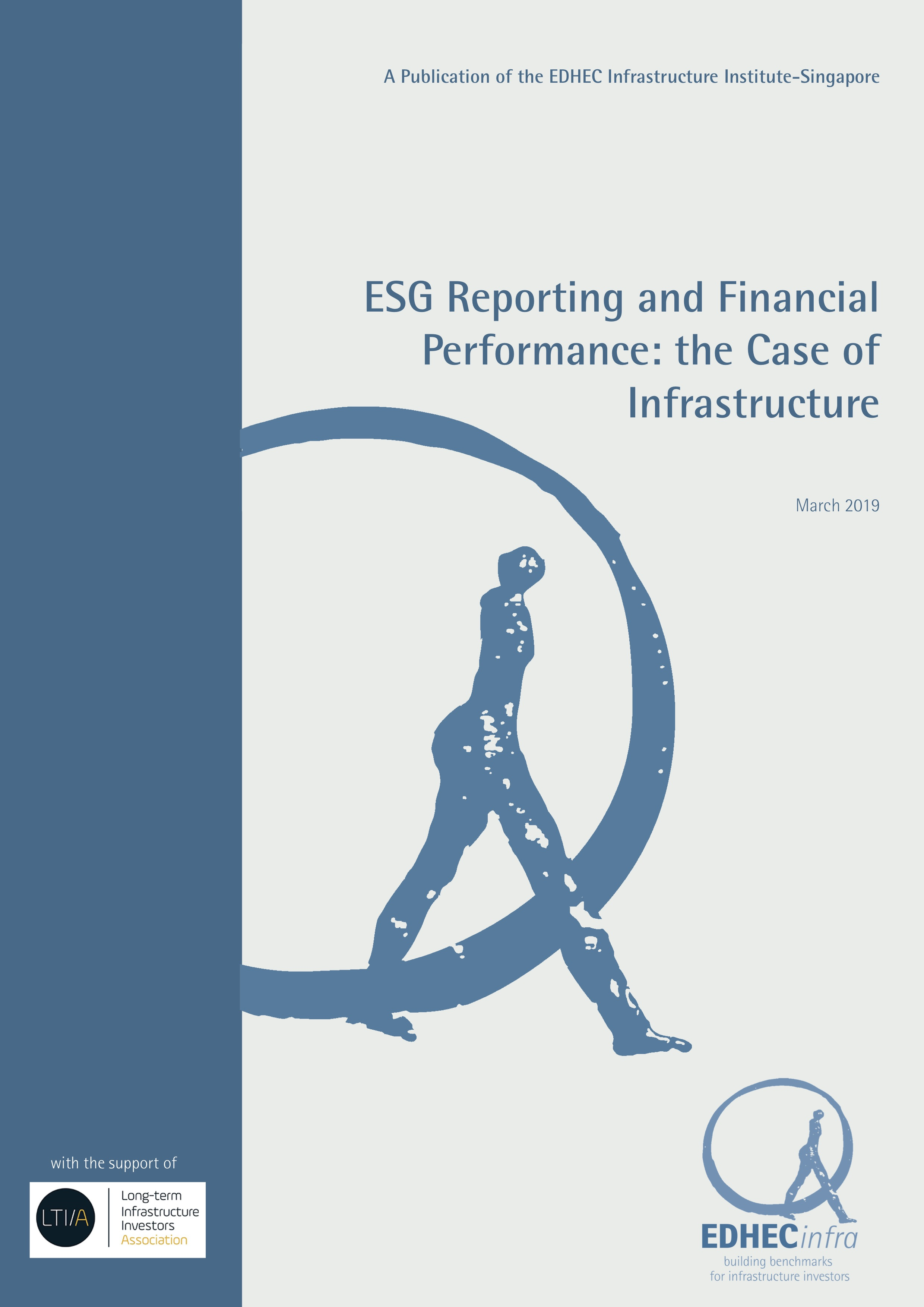 ESG Reporting and Financial Performance: the Case of Infrastructure