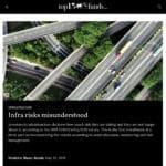 """Top 1000 funds: """"infra risks misunderstood"""""""